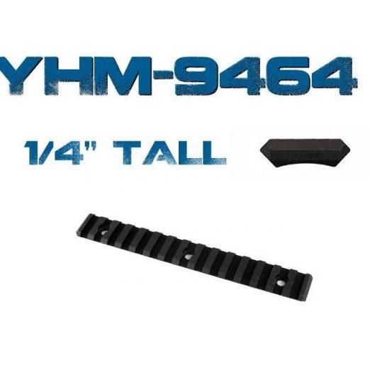 NEW YHM Yankee Hill Machine YHM-9210A Keymod Handstop Stop Sling Mount Combo