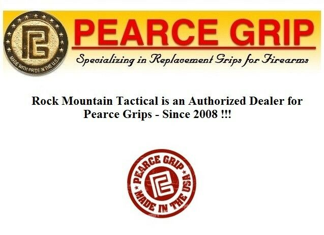 Pearce Grip PG-32 PG32 Fits Beretta Bobcat / Tomcat Rubber Wrap-Around  Grips NEW